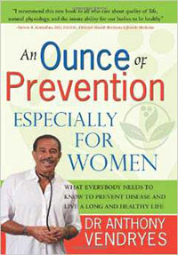 An Ounce of Prevention Especially For Women